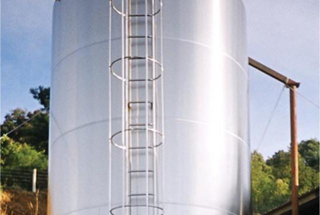 Foto sobre reservatórios de água